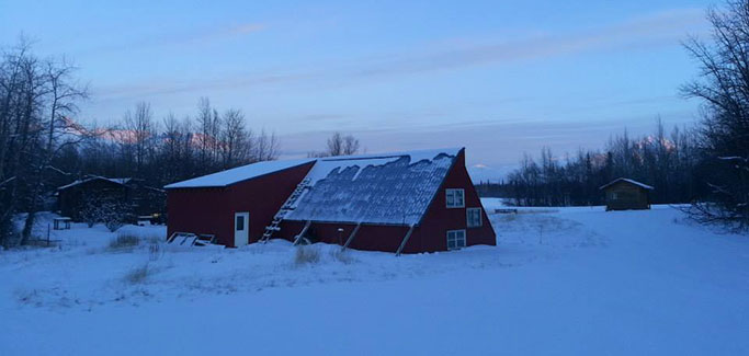 Growing in the Far North: Spring Creek Farm Cultivates Produce and Education in Alaska