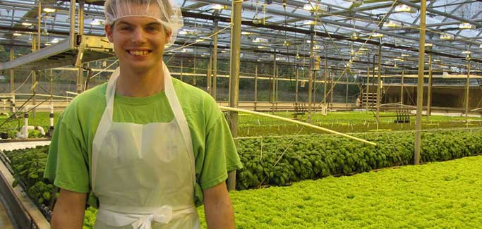 Nonprofit Hydroponic Farm in Central NY Thrives; Creates Jobs for those with Barriers to Employment