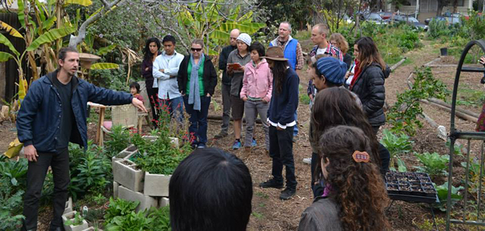 Long Beach Co-op Looks to Build Sustainable Physical and Mental Landscapes