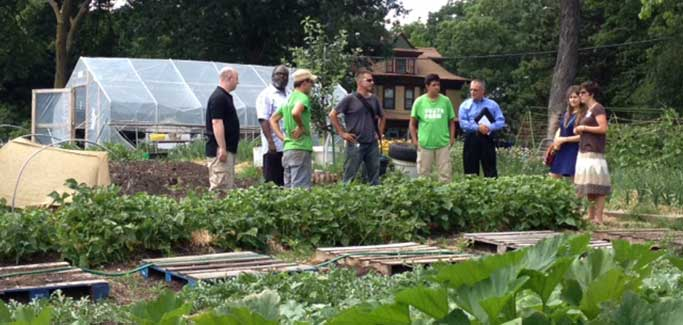 City of Minneapolis Lays Groundwork for Sustainable Urban Agriculture