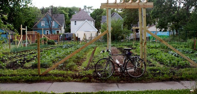 Leasing Abandoned City Lots, Six Young Farmers Cobble Together a Sustainable Urban Farming Enterprise